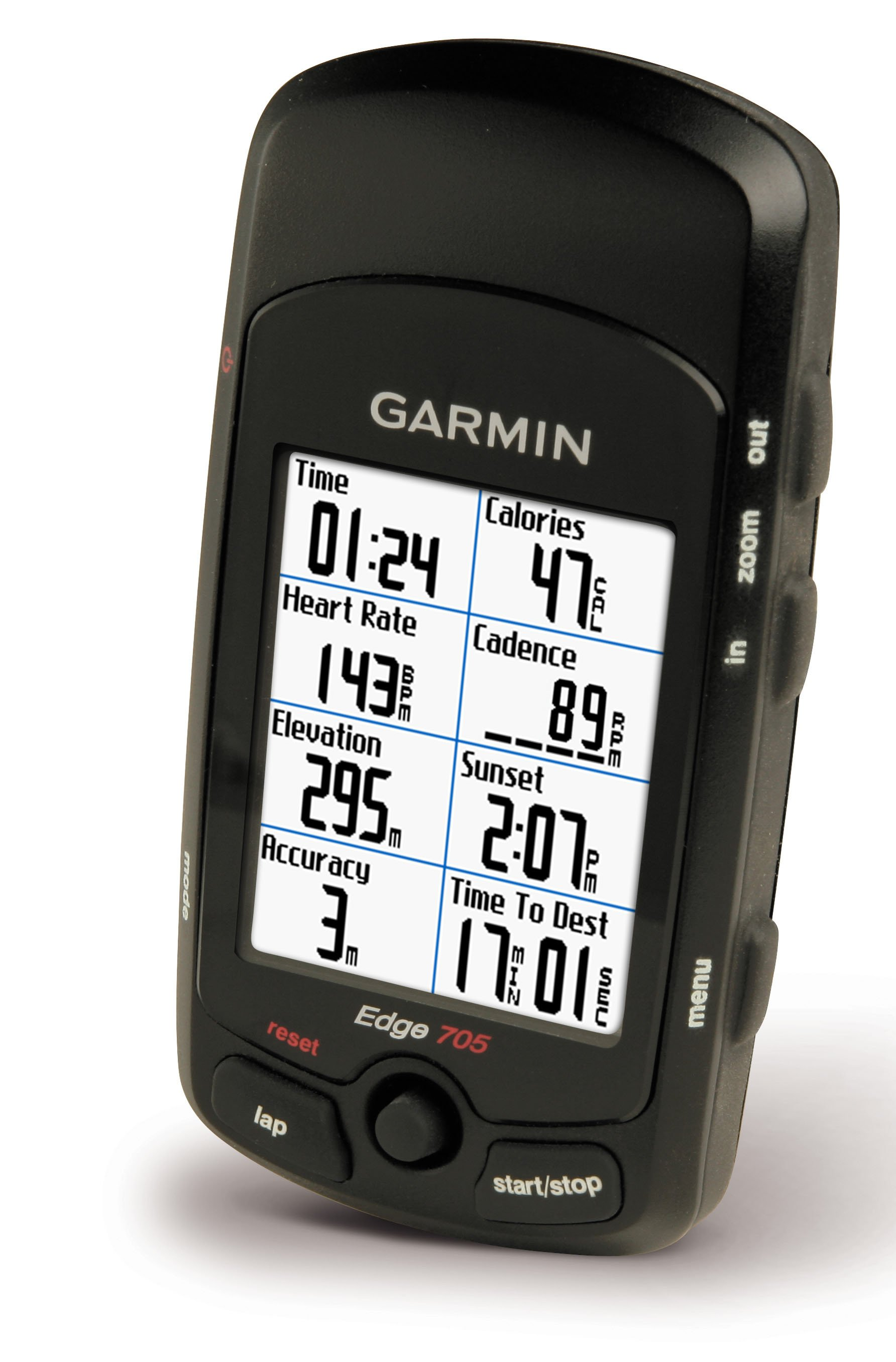 Garmin Edge 705 Bike Computer Review