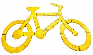 average joe cyclist logo