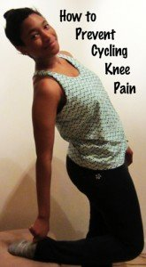 How to prevent cycling knee pain