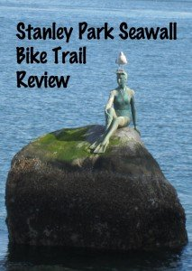 Stanley Park Bike Trail Review