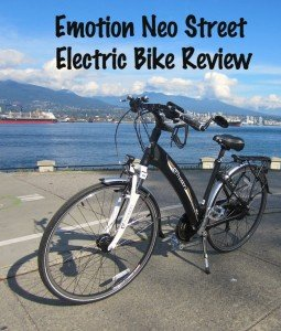 Emotion Neo Street Electric Bike Review