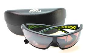 Adidad Ty Pro L 2 Cycling Glasses with case