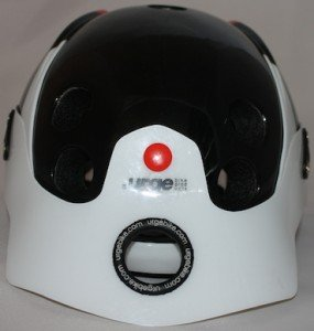 Urge Endur-O-Matic Helmet Front - Average Joe Cyclist