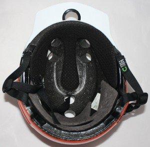 Urge Endur-O-Matic Helmet Inside - Average Joe Cyclist