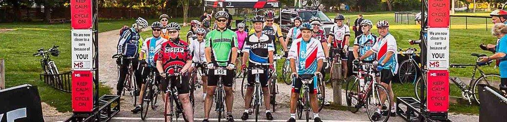 MS Bike Ride Vancouver