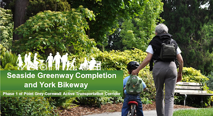 City of Vancouver Seaside Greenway Completion