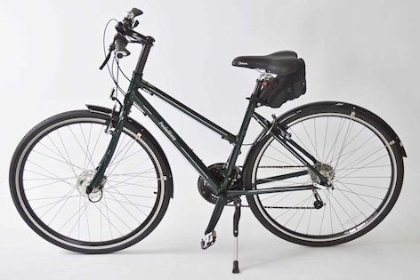 Pedal Easy Light Weight Electric Commuter Bike