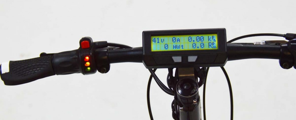 pedal easy front handlbars