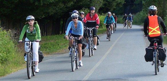 BCCC Biking