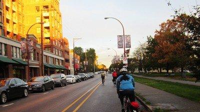 Commuters on Union Street-2-Average Joe Cyclist