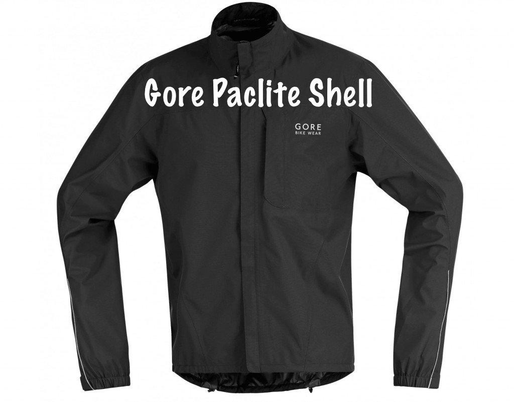 Gore Paclite Shell