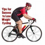 tips for success lose weight cycling