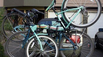 How to Transport up to 3 Bikes Safely – Thule Helium Bike Rack Review