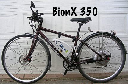 BionX PL-350 Electric Bike System – An Average Joe Cyclist Product Review