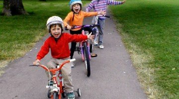 The Kindness of Strangers – the Cycling Community