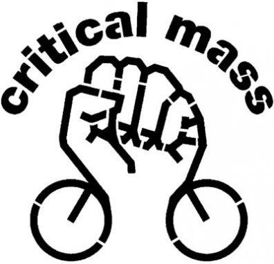Inside a Critical Mass
