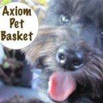 Best Bike Pet Basket under $80 - Axiom Dual Function Premium Pet Bike Basket Review