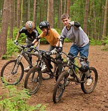North Shore mountain biking - Vancouver Cycling Culture