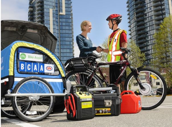 BCAA's Response to my post on the Bike Assist Program
