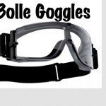 Best Bike Goggles under $100 - Bolle Tactical Goggles