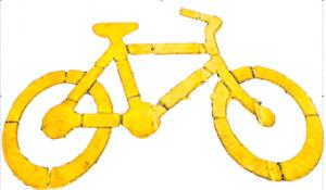 Emotion Neo City - bike gold star