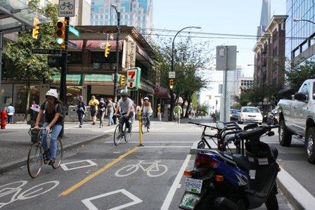 Let's make bike routes in Vancouver safer