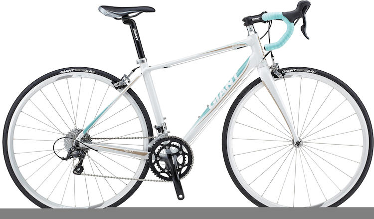 Giant Avail 3 Road Bike 2013 - a Mrs Average Joe Cyclist Product Review