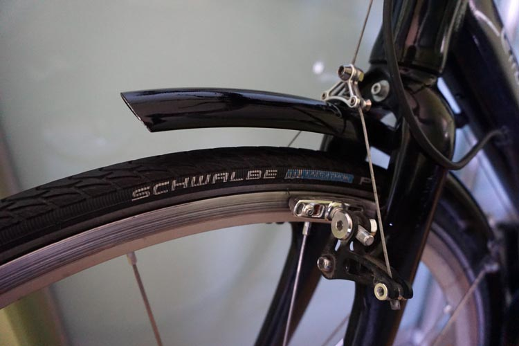 Panasonic BH Race bike tires