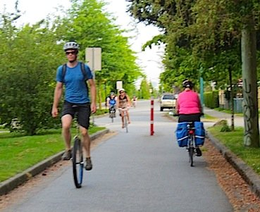 Protected Bike Lanes Benefits
