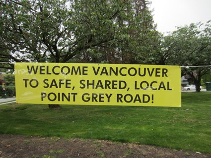 Vancouver's Seaside Greenway – Opening Party!