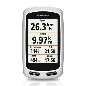 Problems with the Garmin Edge Touring Navigator GPS Bike Computer