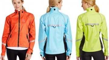 Showers Pass Women's Cycling Jacket – A Mrs. Average Joe Cyclist Review