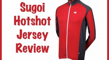 Sugoi Hotshot Jersey – Review