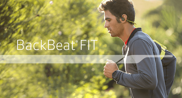 Best Bluetooth headphones for cyclists - Plantronics Backbeat FIT