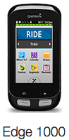 Top Cycling Gifts. Garmin Edge 1000