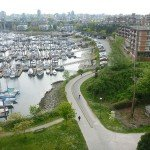 Vancouver's Seaside Bike Route from Coal Harbour to the Maritime Museum, Part 2 - an Average Joe Cyclist Guide