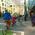 Business Man Changes his Mind about Separate Bike Lanes!