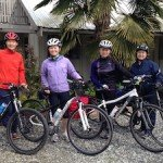 Cycing the Gulf Islands - Salt Spring Bed and Breakfast Welcomes Cyclists