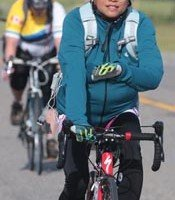 The Ride to Conquer Cancer – An Interview with Cancer Survivor Michelle Sirio