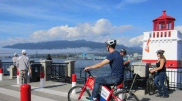 Vancouver Cycling – Great Bike Rides In and Around Vancouver – My New Page!