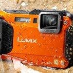 Best Camera for Cyclists - Panasonic Lumix DMC-TS5 Camera Review