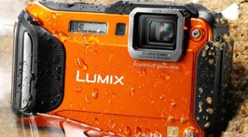Best Camera for Cyclists – Panasonic Lumix DMC-TS5 Camera Review