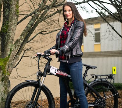 Research shows that electric bikes cause modern women to cycle more - so maybe their relatively greater safety is in fact helping us to move back to the good old days when the streets were full of women on bikes! 15 reasons to get an electric bike