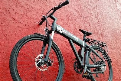 This Shocke Electric Bike Beat a Car on a Commute to Work! 15 reasons to get an electric bike