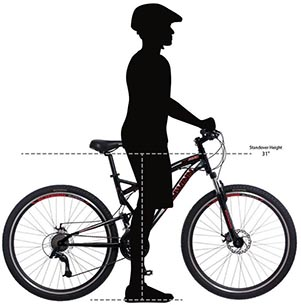 Complete Bike Frame Size Guide For Adult Bikes And Kid S Bikes