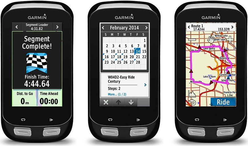 Garmin Edge 1030 vs 1000