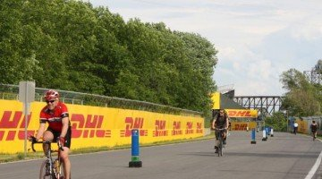 Montreal Cycling, Part 5: Old Montreal to Gilles Villeneuve Circuit