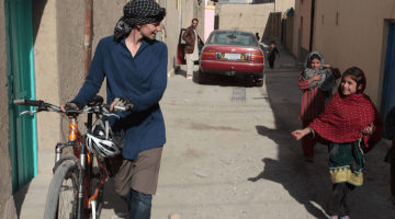 Mountain2Mountain – Global Solidarity for Women Cyclists in Afghanistan