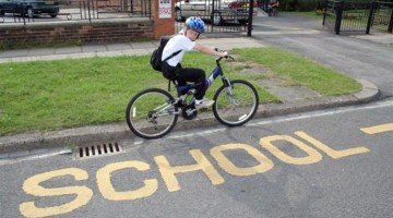 How to Help your Kids Bike to School