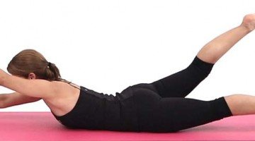 Stop Doing Crunches! 10 Minute Core Workout for Cyclists